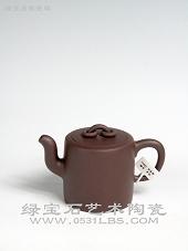 【李刚】双圈壶