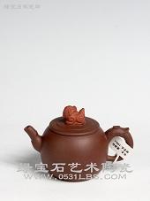 【濮顺仙作品】凤狮壶