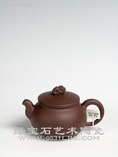 【李刚紫砂壶】小戏狮壶