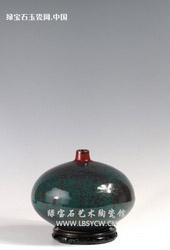 【苗锡锦作品】天球瓶