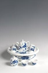 【玉柏茶具】小号石榴茶具