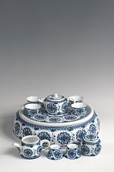 【玉柏茶具】大号福寿茶具
