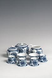 【玉柏茶具】九头福寿茶具