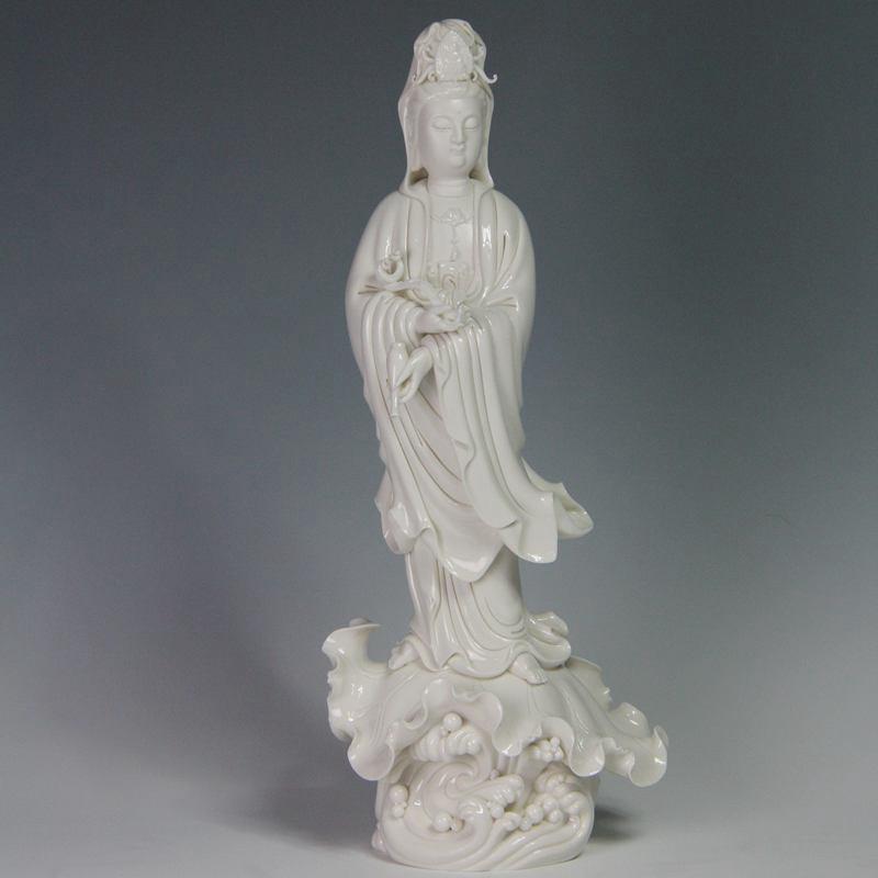 【苏杜村作品】和平观音