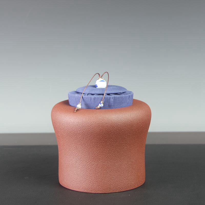 【汤华刚作品】美人肩茶罐