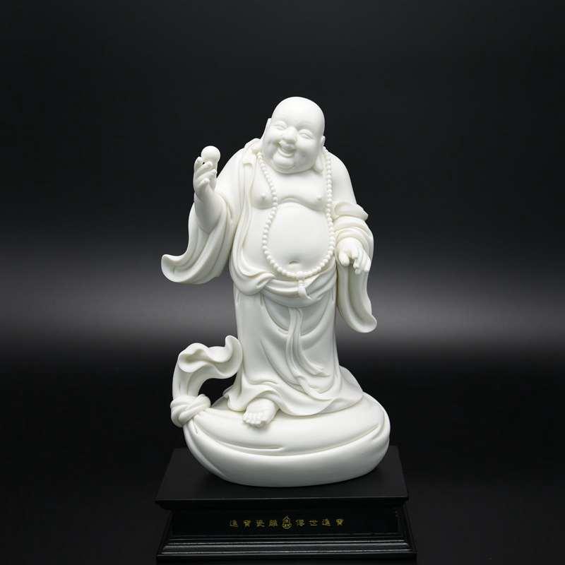【陈进宝作品】9.8寸清风弥勒