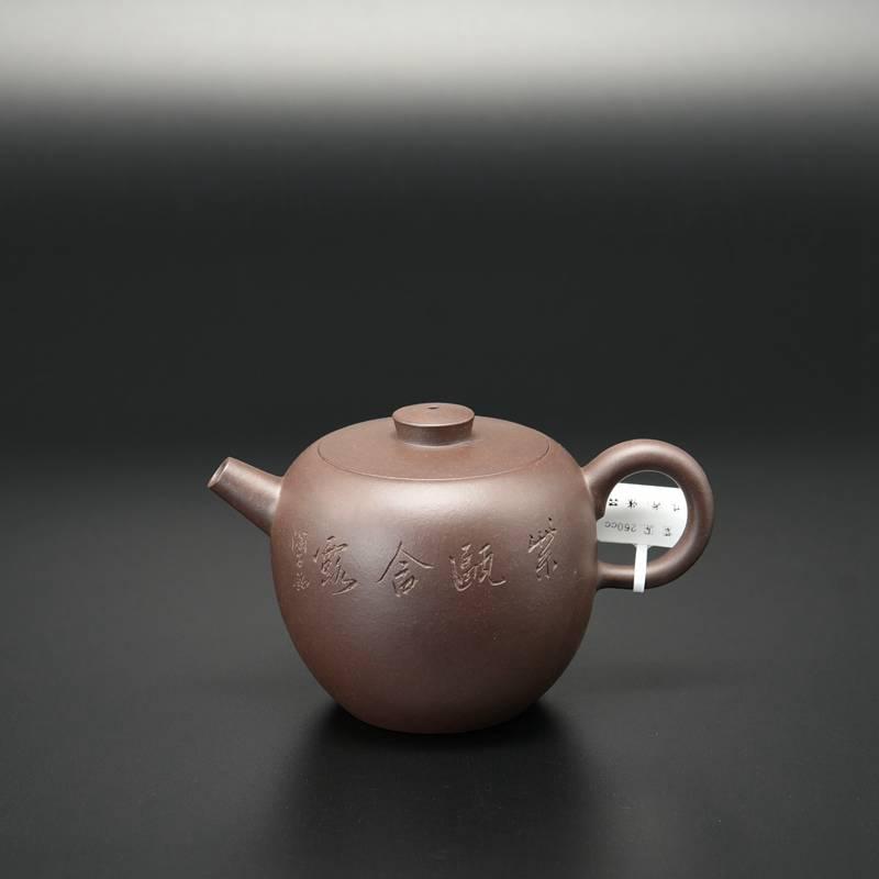 【张�D作品】巨轮壶