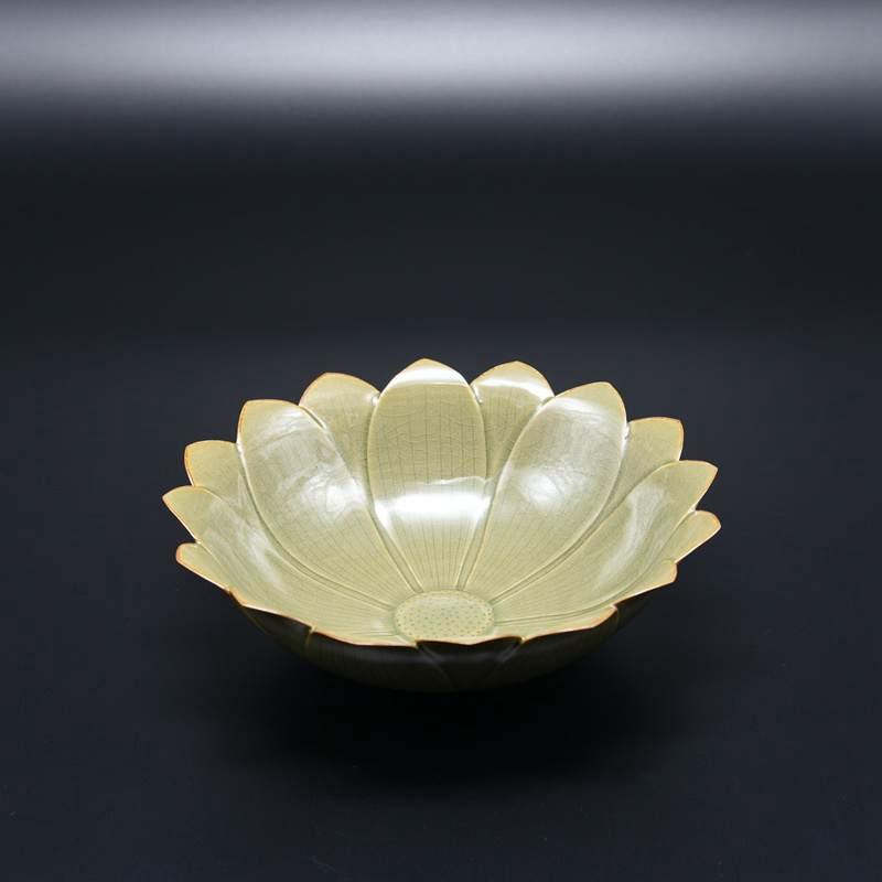 【叶小军作品】莲花碗