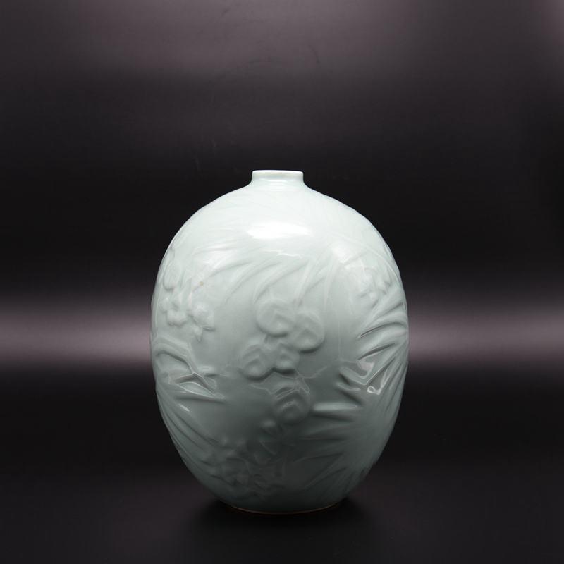【徐凌作品】小口瓶
